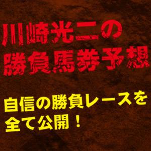 川崎光二の勝負馬券予想のイメージ